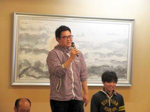 平成27年4月22日(水)新入社員歓迎会
