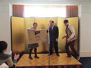 平成27年1月18日(日)新年会